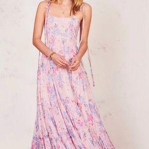 NWT LoveShackFancy Burrows Dress